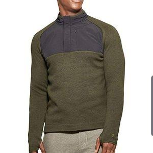Men's Sweater Fleece Quarter Zip - C9 Champion®